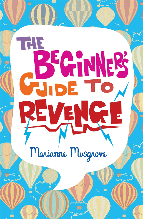 Beginner's Guide to Revenge title cover